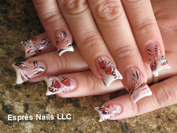 Nail Art | Esprés Nails & Spa