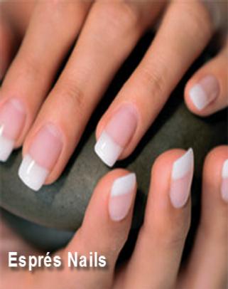 artificial nail enhancement espr s nails amp spa